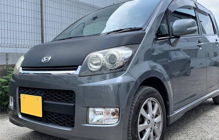 Carbon-bonnet 軽自動車イメージ1
