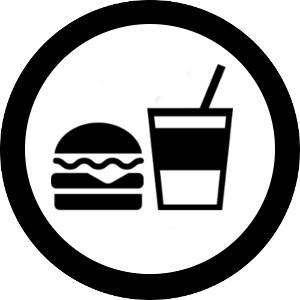 飲食可能(軽食)